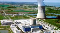 Nuclear power slowing climate change