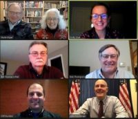 A Citizens Climate Lobby Meeting