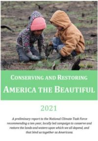 CCR Conserving and Restoring America the Beautiful 2021