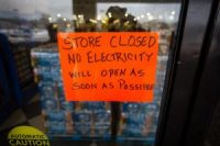 Fiesta Mart Closed Due To a Power Outage