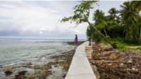 CCR Pacific islands make lonely case for carbon price on shipping