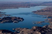 The Overton Arm Of Lake Mead
