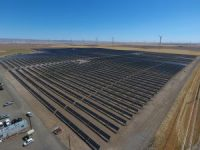 The WY'East Solar Project In Oregon