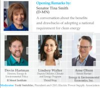 CCR Proposed Federal Clean Energy Standards