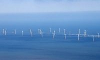 Scroby Sands Offshore Wind farm Britain