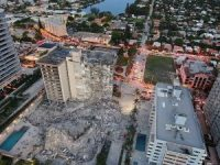 The Collapsed Champlain Towers