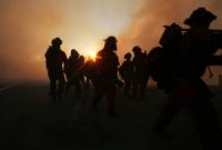 CCR The pandemic slashed the West Coast's emissions. Wildfires already reversed it.