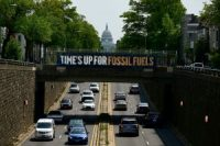 Times's up for fossil fuels