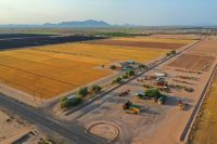 Canals going dry due to drought , in Arizona
