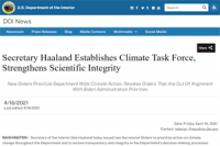 Launching_Interior_Department_climate_change_task_force