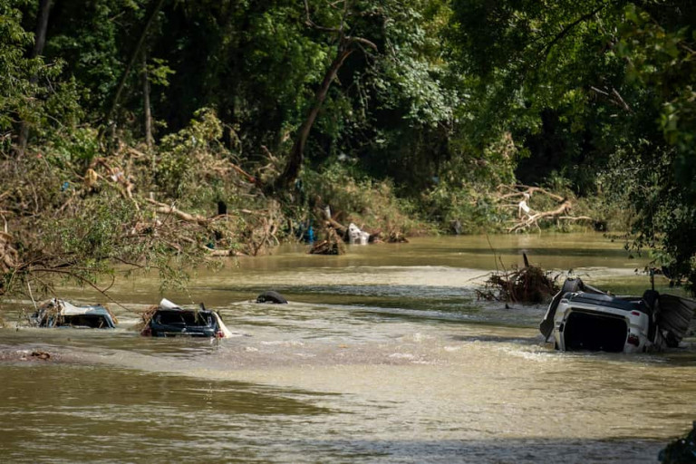 Flooding Tennessee