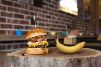 What burgers and bananas can teach us about fighting climate change