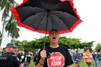 Environmentalists have put pressure on insurers to avoid business with Adani Enterprises Ltd., which is building an open-pit coal mine in Australia.