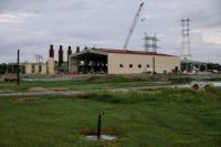 The Entergy New Orleans Power Station under construction in 2019