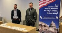 young Conservatives climate lobbying