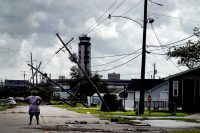 Hurricane-driven blackouts in New Orleans send a dire warning about the need for distributed energy