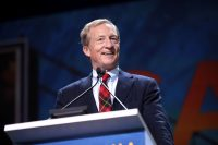 Newsletter: Tom Steyer launches new investment fund with a focus on climate justice